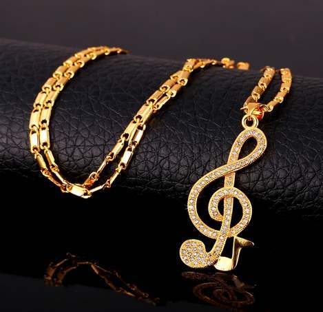 Musican Jewelry Collection