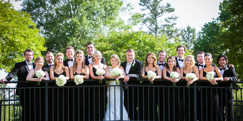 Fun-Filled Country Club Wedding