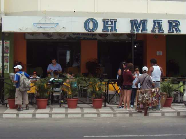 Restaurant Oh Mar-Salinas