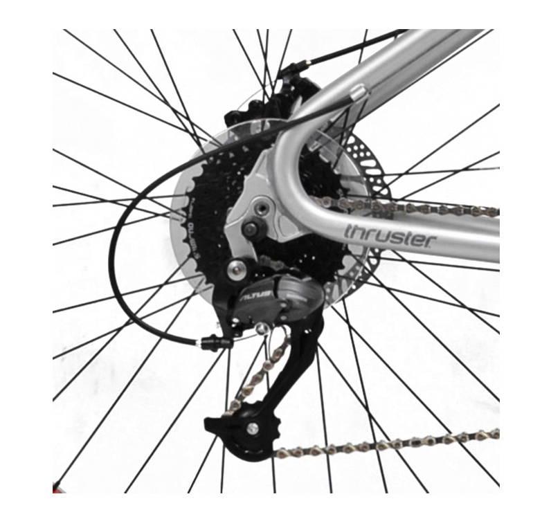 9-Speed Shimano Altus Derailleur
