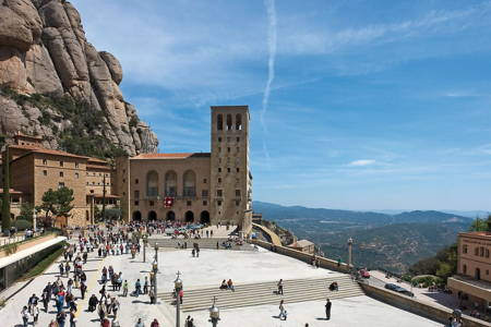 Montserrat Half a Day Tour - From Barcelona