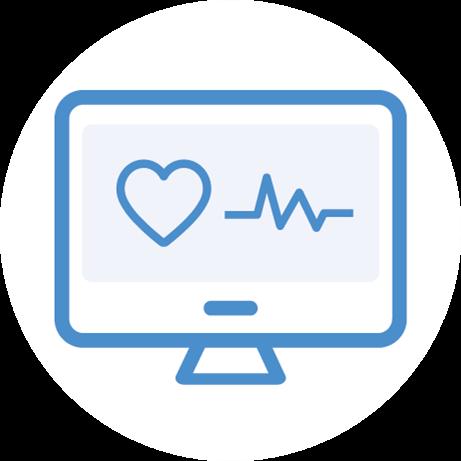 ECG 레코더용 PC 소프트웨어