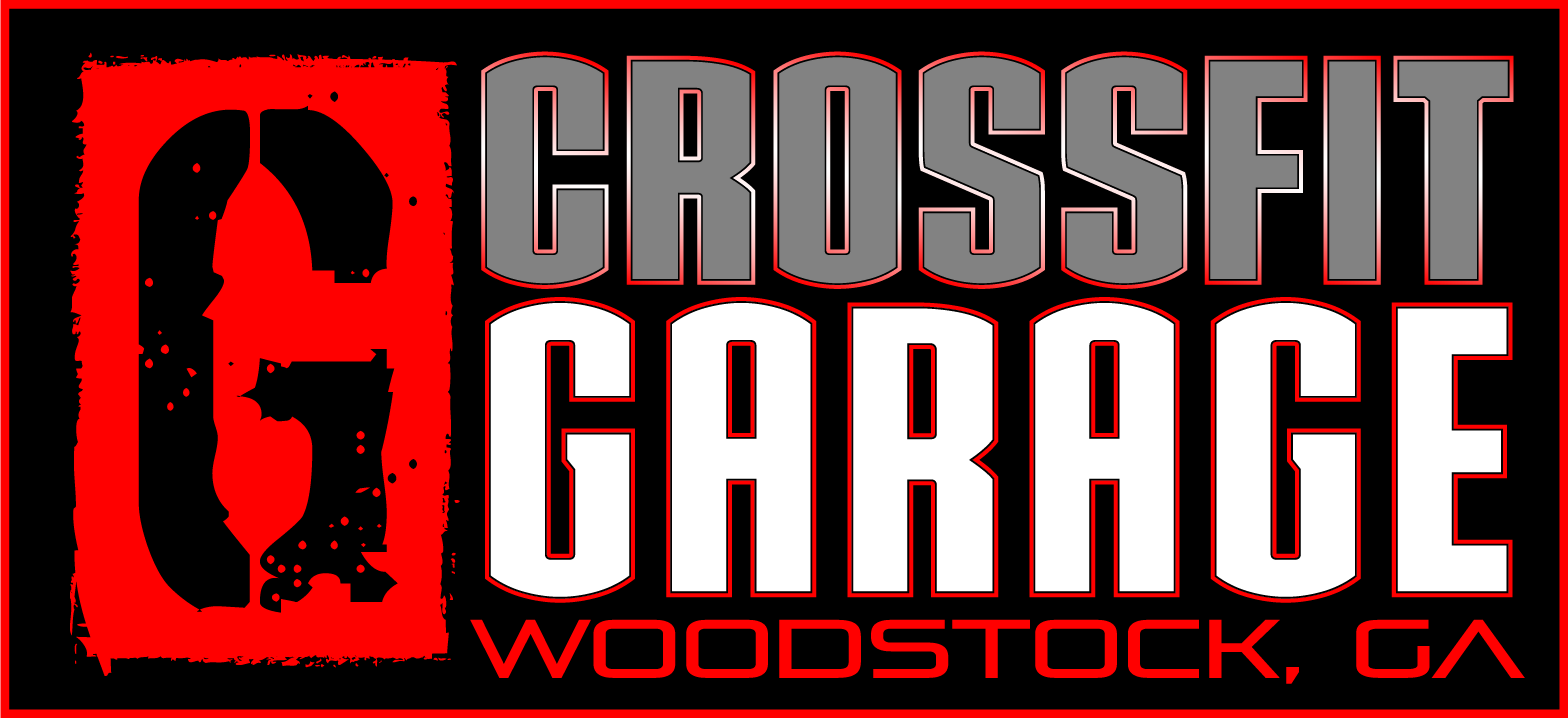 CrossFit Garage logo