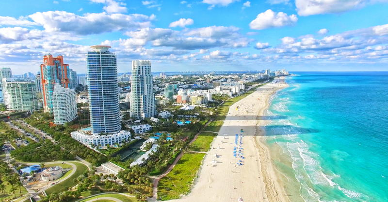 featured image for story, Top 8 Most Exclusive Beaches in Miami