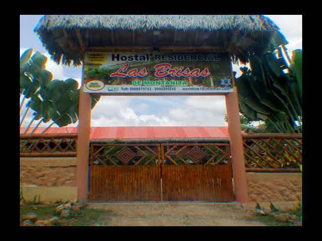 Hostal Residencial Las Brisas-Montañita