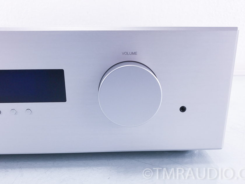 AVM  Evolution PA5.2 Stereo Tube Preamplifier; DAC (1980)
