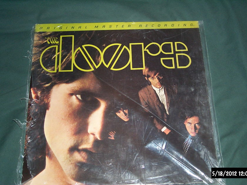 The doors - The Doors MFSL Vinyl Japan LP NM