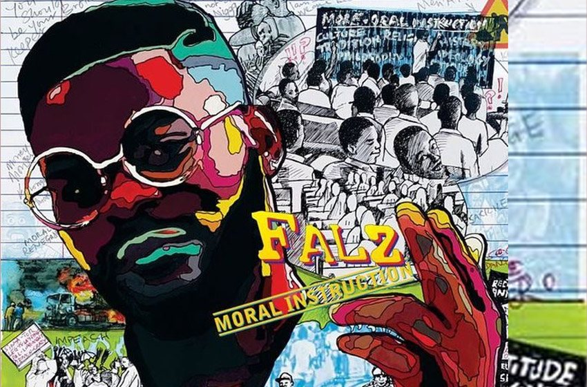 "Review | Falz Channels His Inner Fela In ""Moral Instruction"", But Didactics Are Not Enough"