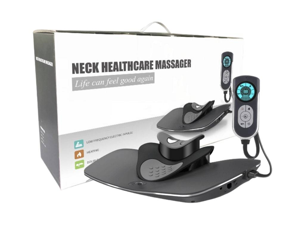 Neck Stretching Device, Neck Massager, Neck Traction Machine