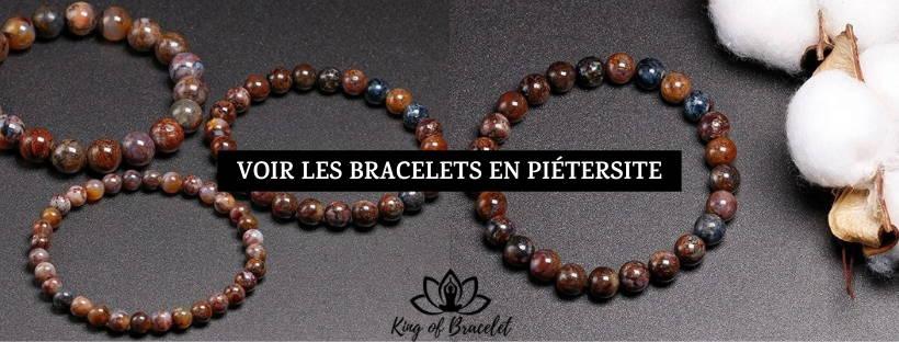 Bracelet Piétersite - King of Bracelet