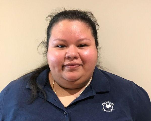 Ms. Cristal , Chef/Support Teacher