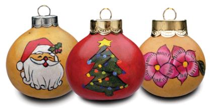 Ornament Gourd Art