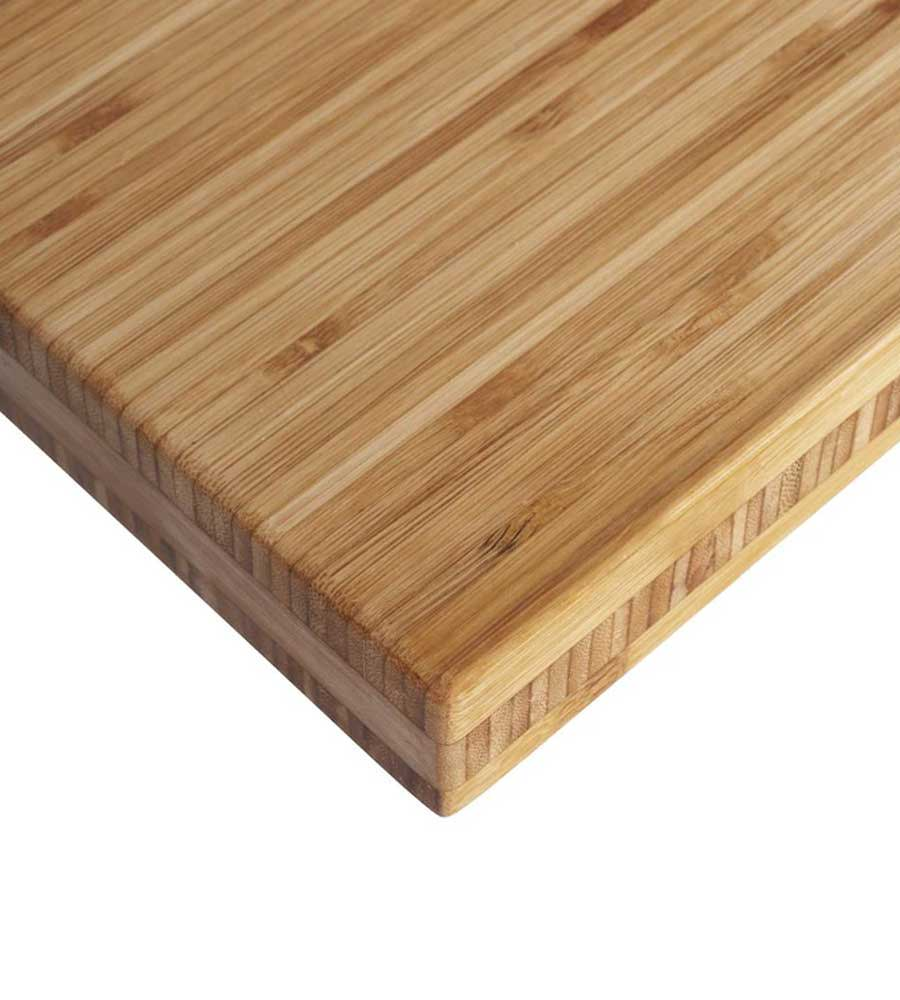 Sustainable Bamboo Countertops for Environmentally Friendly Camper Van Conversion - The Vansmith Green Package