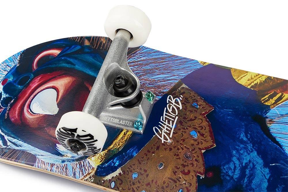 Skateboard leggeri Ghetto Blaster