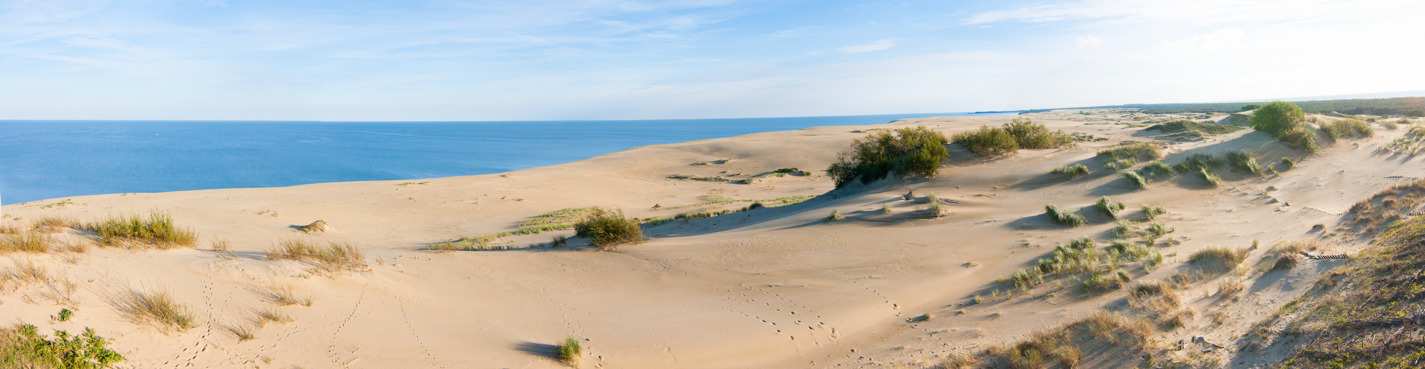 Долгая дорога в дюны