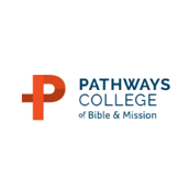 Pathways College of Bible and Mission logo