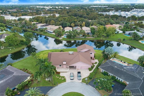skyview of Coral Springs