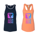 Picture showing Tank Top Options, PERFORMA Custom USA