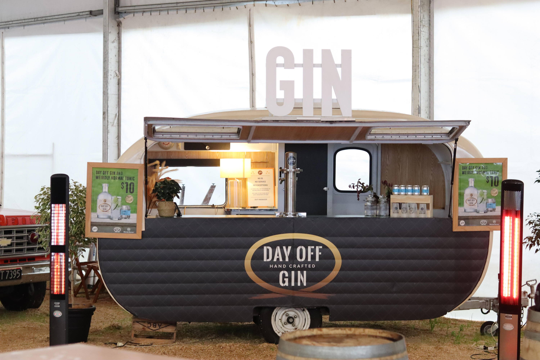 Good George Gin Caravan