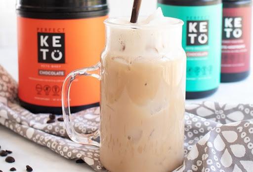 High-Protein Latte