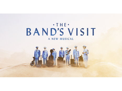 Two Broadway Tickets to The Band's Visit