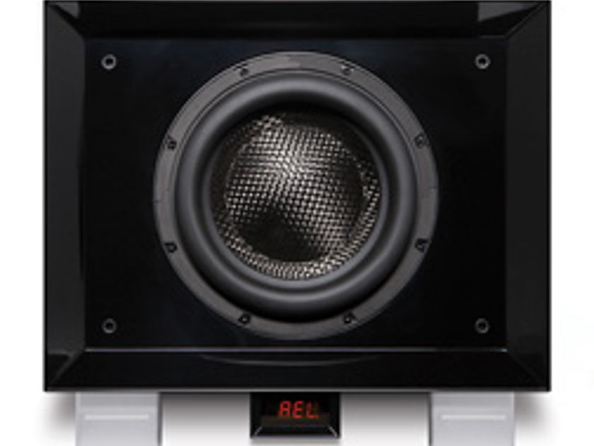 Rel  G-2  G-2 Sub-Bass System,High Gloss Black,Mint,Barely used,Killer