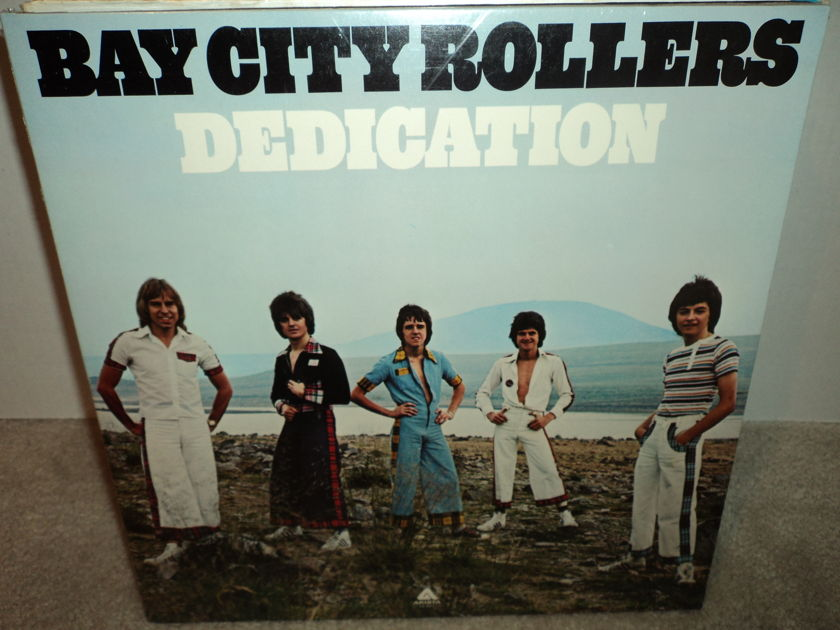 Bay City Rollers (SEALED) - Dedication Brand New