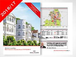 Deutschland Marktbericht Wohnimmobilien 2016/2017
