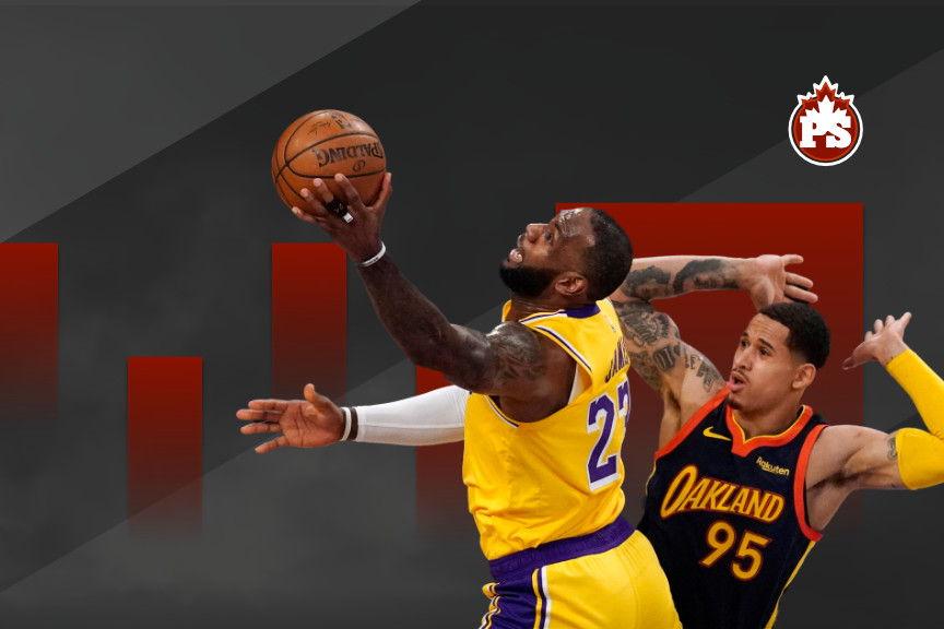 Pronos sur les Playoffs NBA Actualisés