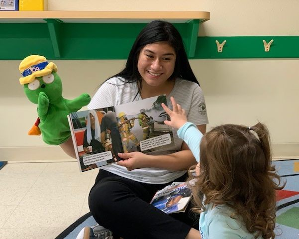 Ms. Gonzalez , Preschool Pathways Lead Teacher