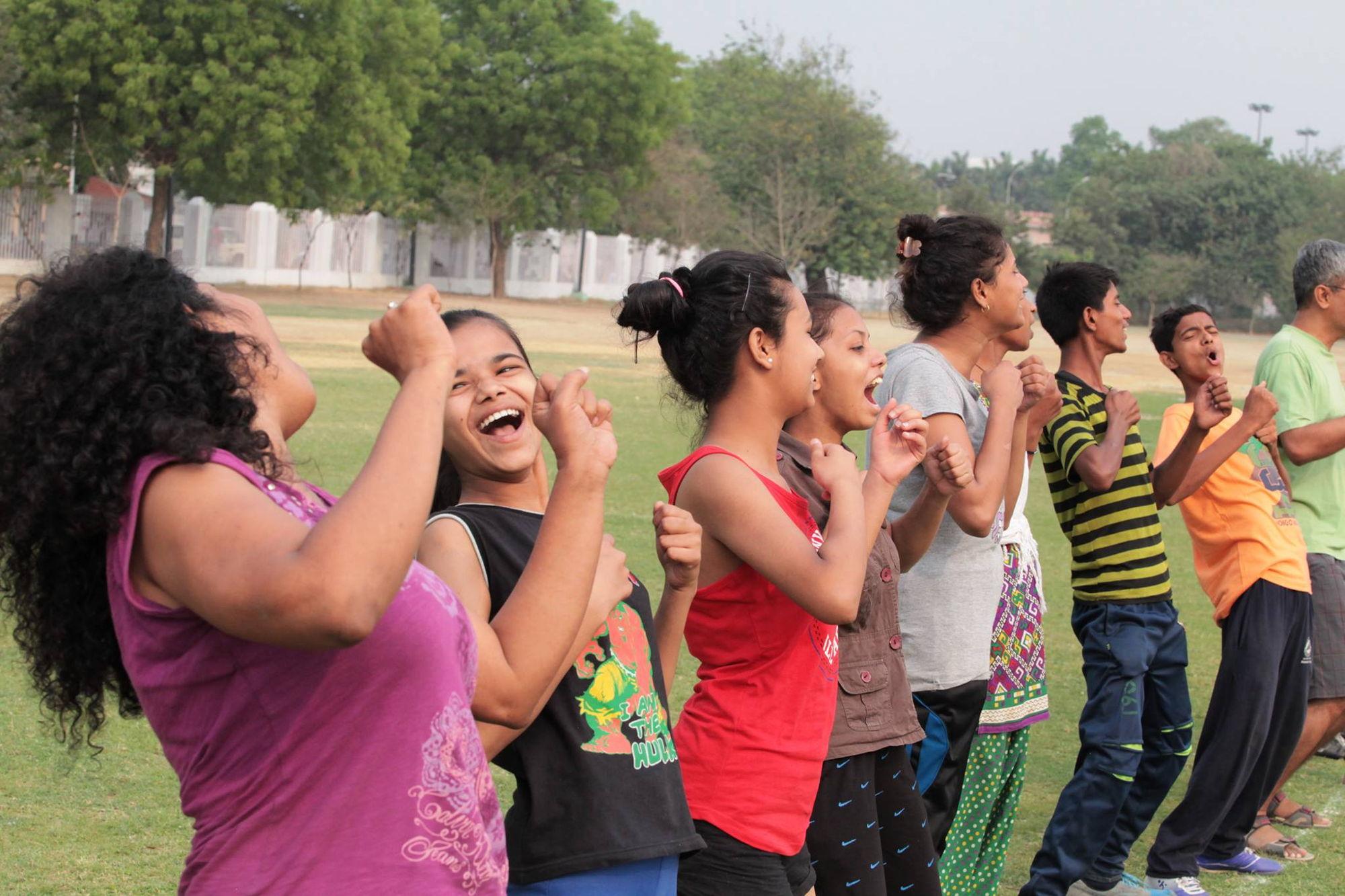 Youth leader program Bridging the Gap