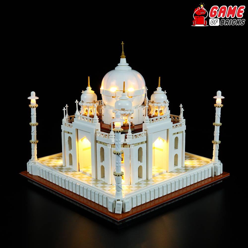 Light Kit for Taj Mahal 21056
