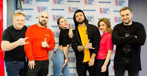 Дует Artik & Asti дал живой концерт в рамках программы «Золотой микрофон» на «Русском Радио» - Новости радио OnAir.ru