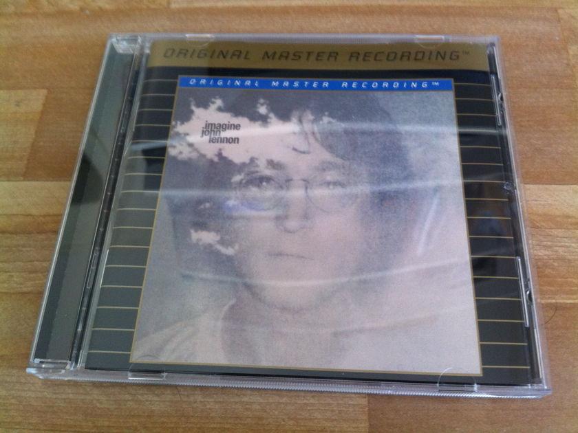 John Lennon - Imagine MFSL Ultradisc II - gold CD