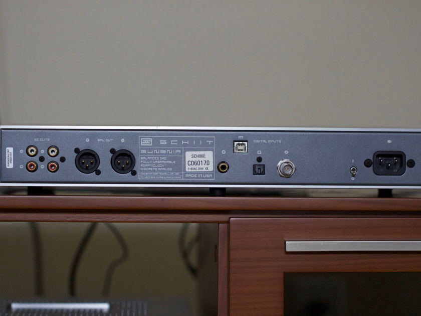 Schiit Audio Gungnir Multibit 24/192 DAC