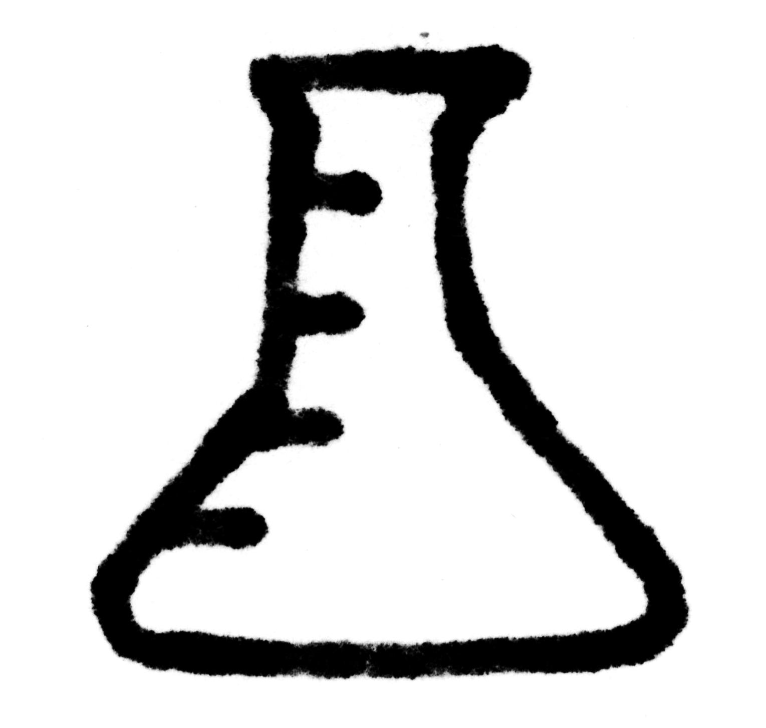 beaker illustration