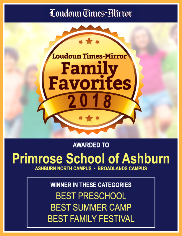 Family Favorite Preschool Childcare Daycare Ashburn Virginia