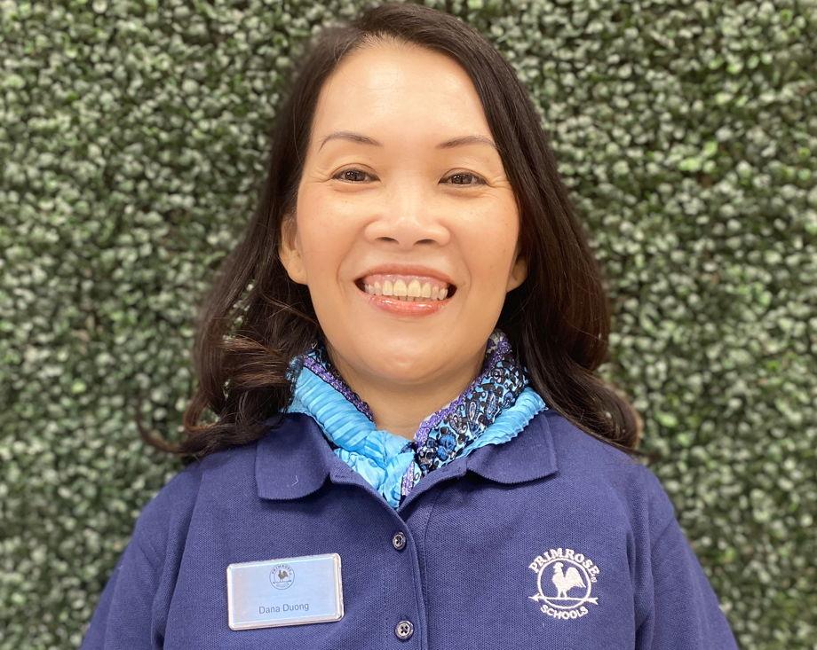 Dana Duong , Toddler Teacher
