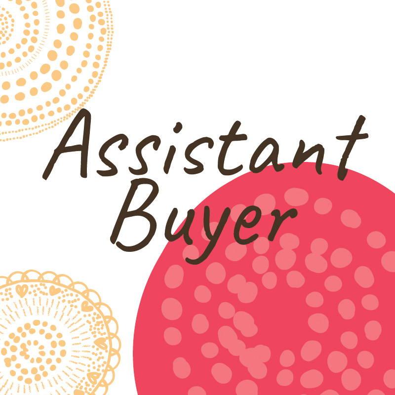 Assistant Buyer Job advert