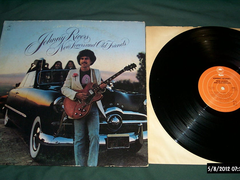 Johnny Rivers - New Lovers And Old Friends LP NM