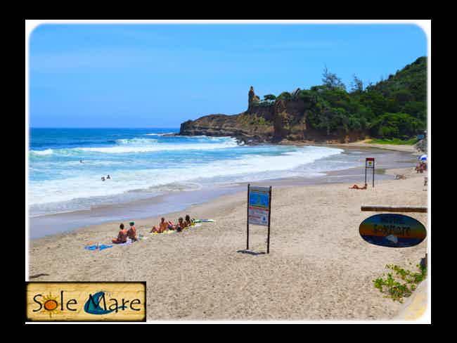 Precios bajos en el Surf Point !!  Hostal Sole Mare-Montañita