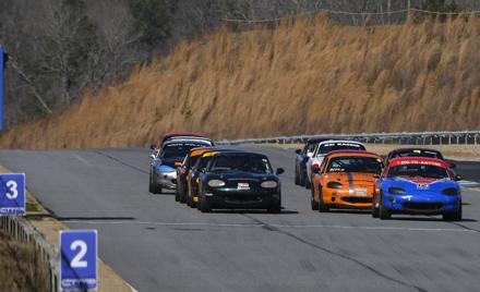 2017 AMP Car Championship Series Round 2