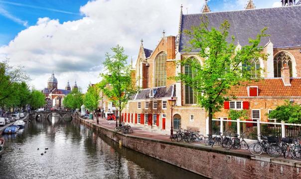 Амстердам (выезд из Кёльна)