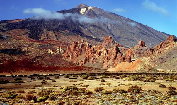 Вулкан Тейде с подъемом на пик