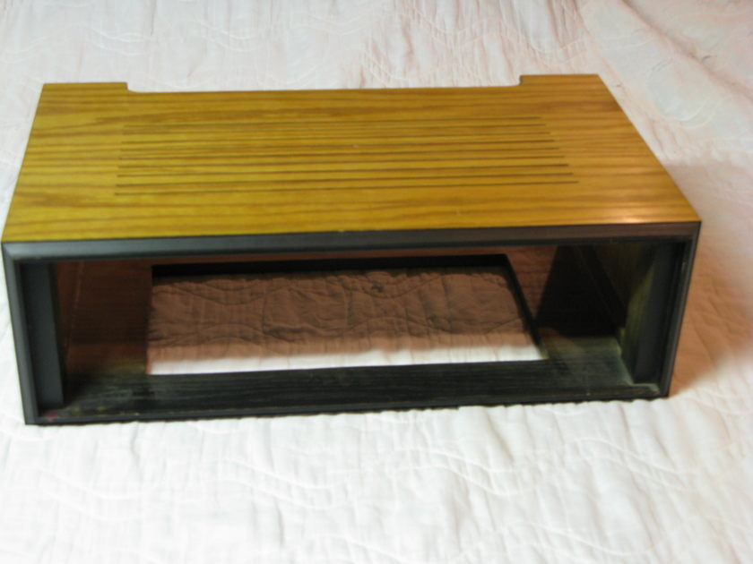 Audio Research Pre Amp  Wood Cabinet