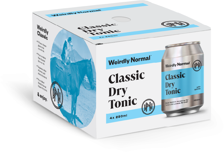 Weirdly Normal Classic Dry Tonic