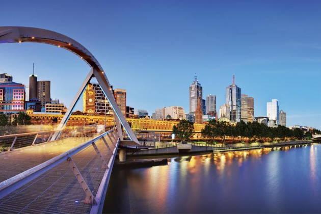 Обзорная экскурсия по Мельбурну на автомобиле