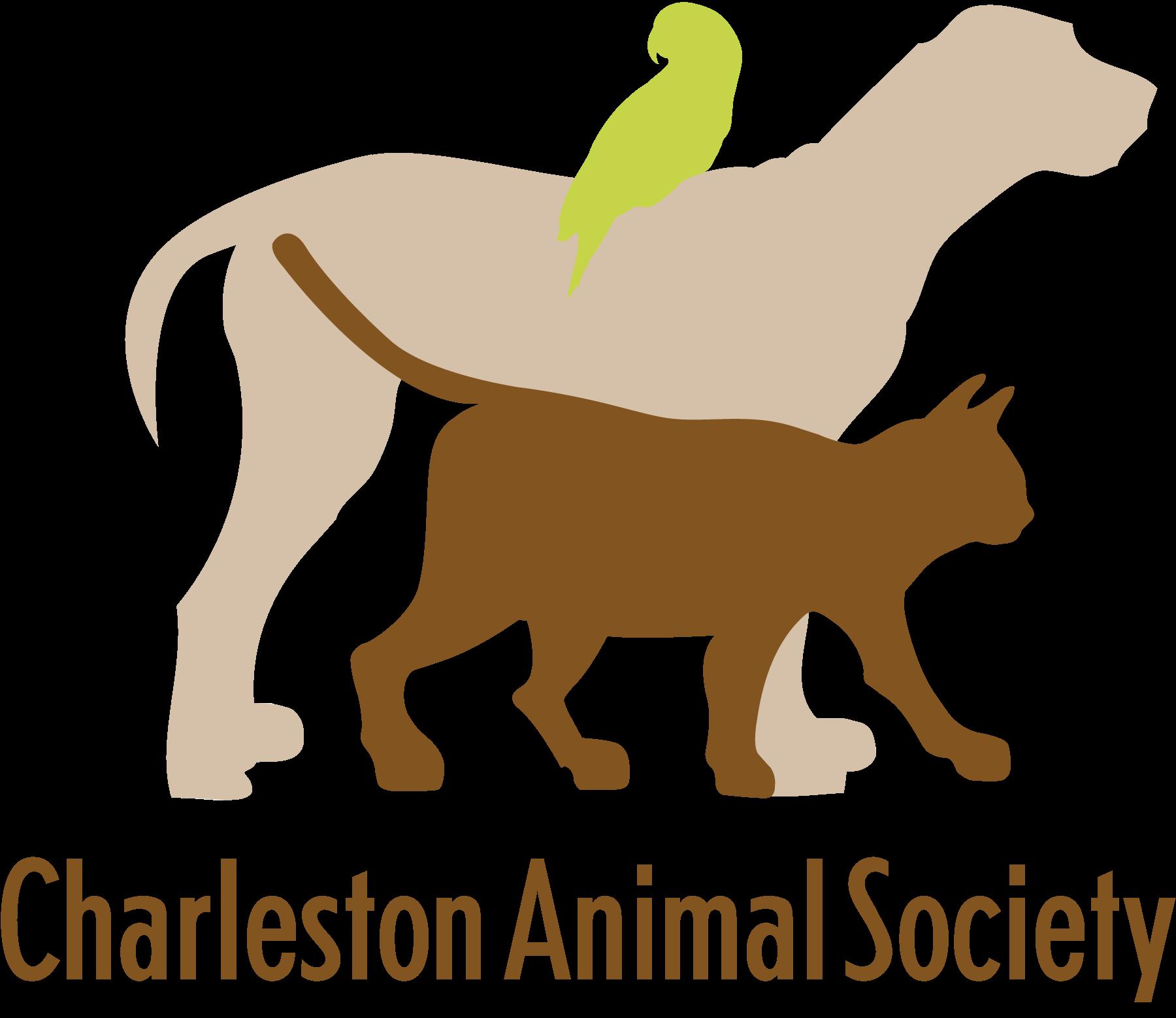 Charleston Animal Society Logo