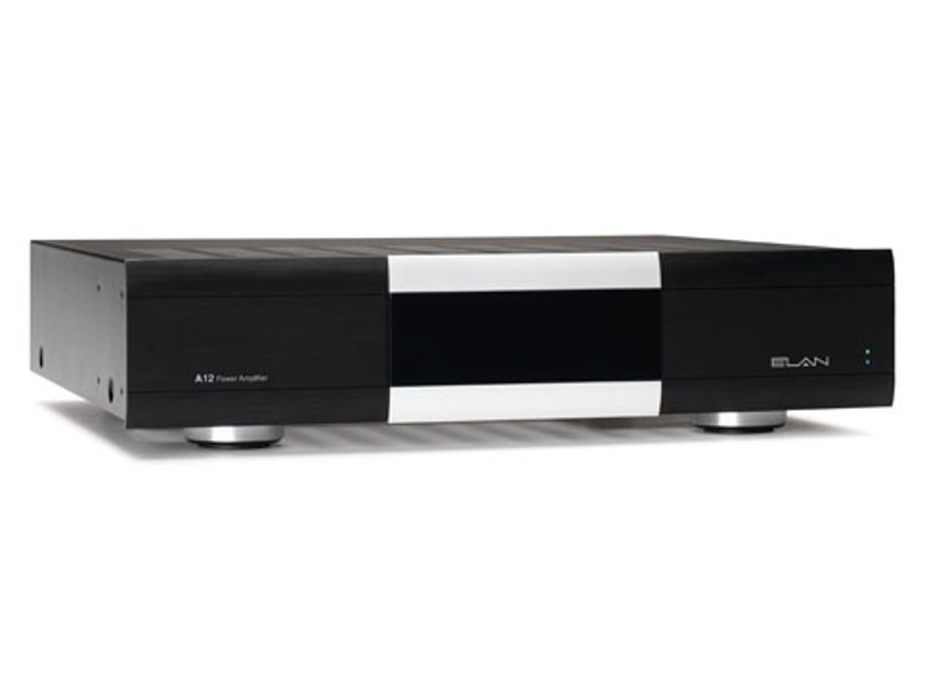 Elan Home Systems  A12 12-Channel Multi-Zone Power Amplifier NEW w. free shipping!
