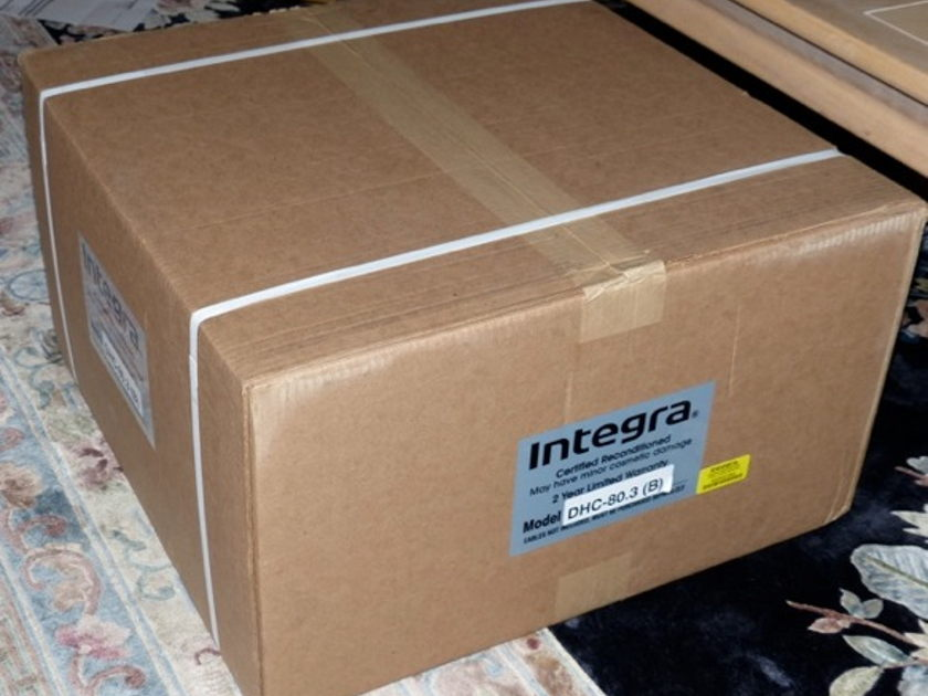 Integra DHC-80.3 AV Controller THX Ultra2+ Certified